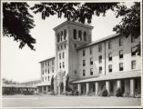 Frontal View of Nobili Hall