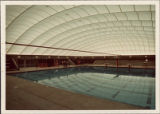 Pool in Roofed Leavey Center