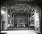 Interior of Mission Church 1900