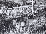 Crowd and Cross