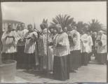 Bishop and Priests in Mission