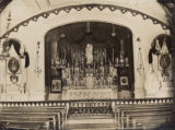 Interior of Interim Chapel