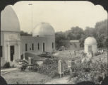 Behind the Observatory
