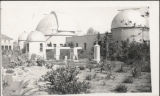 Three Domes from Behind Observatory