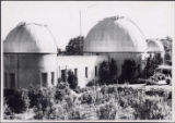 Southwest View of Observatory