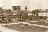 Mission Gardens before the Fire of 1926