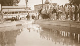 Opening of the New Swimming Pool