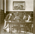 Main Reading Room of Varsi Library, 6 March 1932