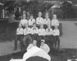 Group Portrait; Boys with Caps, no.45
