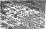 Aerial View of Santa Clara University, pre-1950
