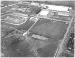 Aerial View of Ryan Field, c. 1930's.