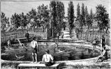 The Swimming Pond, Plate 19