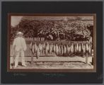 Caught at Capitola July 31, 1904 by O. A. Hale