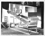Food Machine Corp. Anderson-Barngrover Division Conveyor Belt Machine, 1941