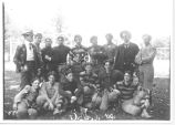 San Jose Normal School football team, 1900