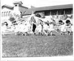 San Jose Normal School May Fete, 1911