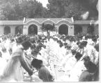 San Jose State Normal School Junior and Senior Farewell Reception, 1914