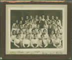 San Jose State Normal School Sappho Club, 1900