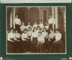 San Jose State Normal School Las Amigas Clubs, 1901