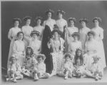 May Queen's Court, 1910