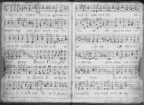Sheet Music for Native American Choir in 1800's