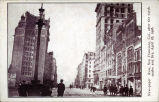 Newspaper Row postcard, 1906