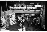Survival Faire Exhibits in the San Jose State Student Union, 1970