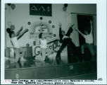 Delta Lamda Phi performing Grease, 1994