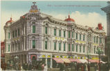 San Jose Safe Deposit Bank, circa early 1900s