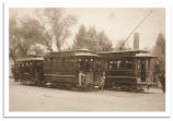 The Alameda trolley, 1890