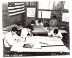 Drafting office, 1942-1945