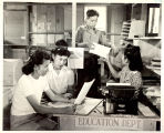 Education department, 1942-1945