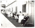 Patients outside hospital, 1942-1945