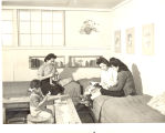 Family apartment, 1942-1945