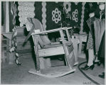 Rocking chair, 1942-1945