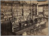 The Chemical Laboratory, circa 1892
