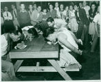 Watermelon eating contest, 1942-1945
