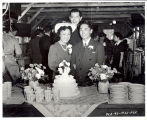 Wedding reception, 1942-1945