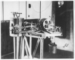 Double Horizontal Componenet of the Weichert Seismograph, 1910