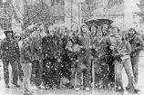 Snow fell in Santa Clara, 1976