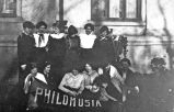 Philomusia Society girls, Pacific Conservatory of Music, College of the Pacific, 1913