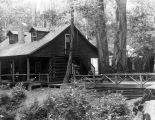Social Hall, Big Basin, 1913