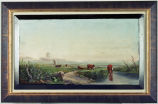 Untitled painting by Andrew Putnam Hill, 1887