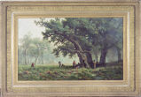 Untitled painting by Ransom Gillet Holdredge, circa 1860