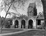 Dwight Bentel Hall, San Jose State, circa 1950-1960
