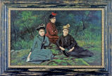 Untitled painting by Eva Kottinger Burnett, circa 1900