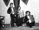 Fiesta de las Rosas Accordion Players, circa 1925-1935