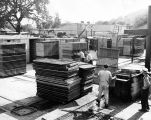 Washing Trays, 1946
