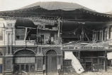 1906 Earthquake damage, Garden City Implement and Vehicle Company