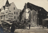 1906 Earthquake damage, Presbyterian Church
